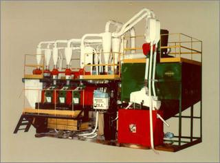 Агрегатна вальцева млин Р6-АВМ-7