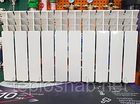 Радиатор биметаллический TORUS 350/80 (Польша)