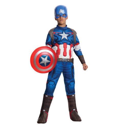 Костюм детский Капитан Америка
