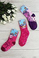Носки детские махровые в коробке 6 шт р.27-30 Disney 811-2