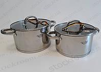 Набор кастрюль Krauff 26-242-013 для индукционных плит, фото 1