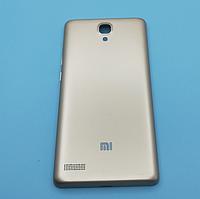 Задняя золотая крышка для Xiaomi Redmi Note