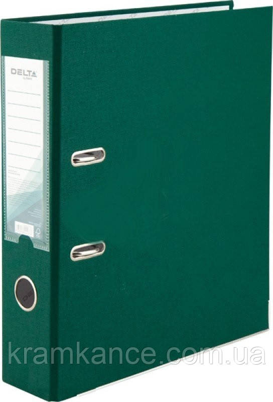 Папка-регестратор Delta by Axent 1714-23 7см темн. зеленый