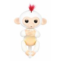 Интерактивные обезьянки Fingerlings белый