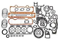 Комплект прокладок двигателя Д-245 полный+РТИ паронит