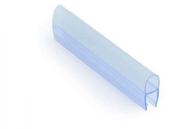 KLC-03-01-00 Душевой уплотнитель под стекло 8 мм, длинной 2200
