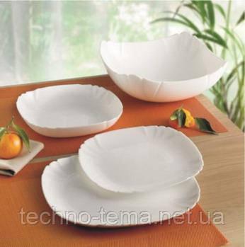 Сервиз столовый с салатником 19 предметов Lotusia Luminarc H1792