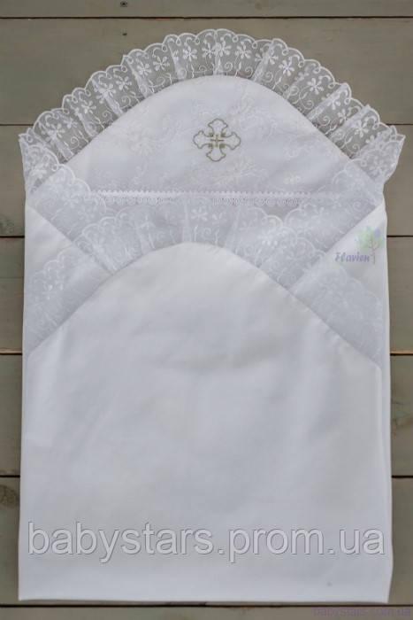 Крыжма для крещения ребенка