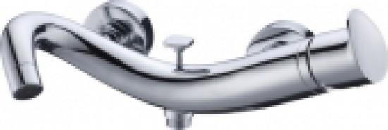 Смеситель для ванны Blue Water  Rogo (хром)