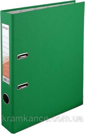 Папка-регестратор Delta by Axent 1713-04С 5см зеленый, фото 2