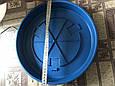 Вакуумная поилка 6 л для птиц(кур, курчат, цыплят, перепелов, индюков, бройлеров, уток, гусей)., фото 4