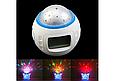 Часы-проектор звездного неба Yuhai UI-1038 Красный, фото 2