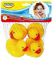 Брызгалки для ванной Уточки 55059 BeBeLino