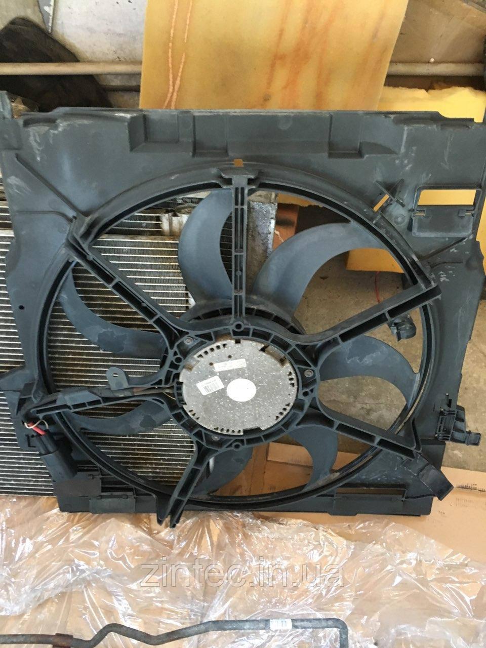 Вентилятор охлаждения BMW Х5 е-70 2010год 099-54-54-777