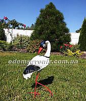 Садовая фигура Журавушка, фото 1