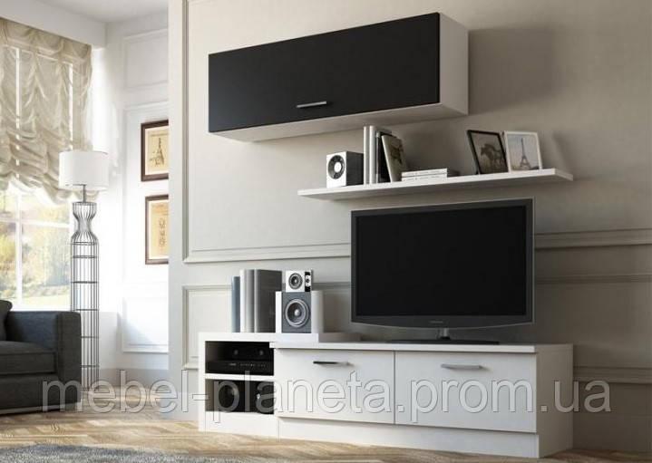Современная мебель в гостиную из МДФ Гостиная №3