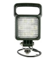 Світлодіодна фара робочого світла 100x100 Wesem LED1.46810 1500 lm 12/24V з ручкою
