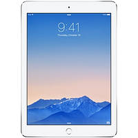 Планшет Apple iPad Air 2 Wi-Fi + LTE 64GB Silver (MH2N2)