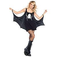 Карнавальный женский костюм паука
