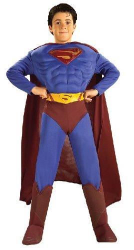 Костюм детский Супермен Superman 8-10лет