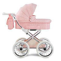 Детская коляска 2в1 Cool Baby Pink (Розовая)