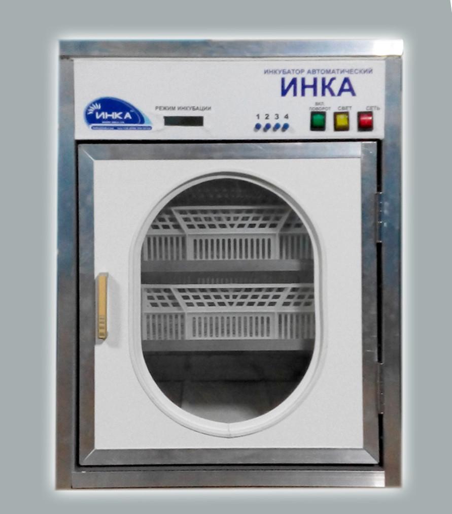 Инкубатор автоматический ИНКА на 100 яиц