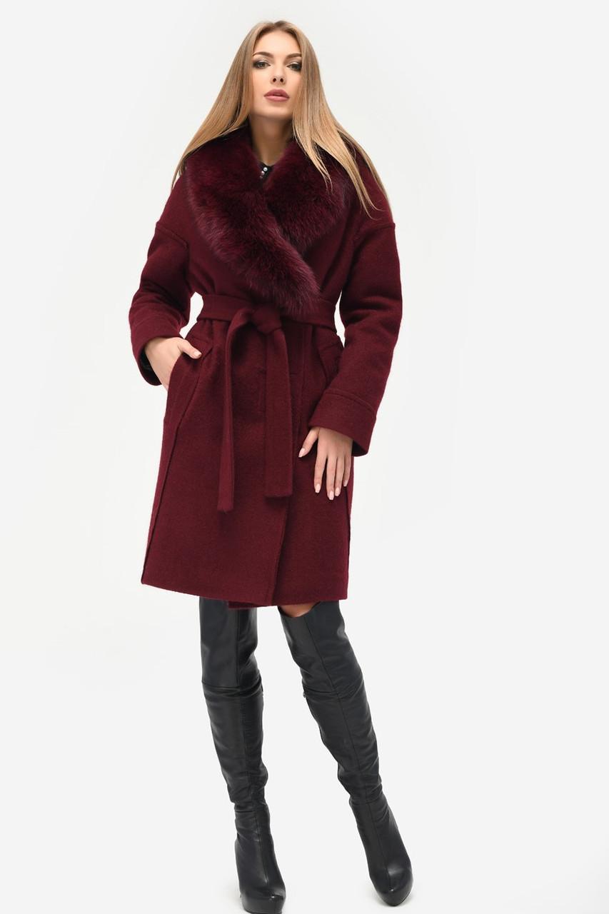 65294ee58409 Зимнее Меховое Пальто — в Категории