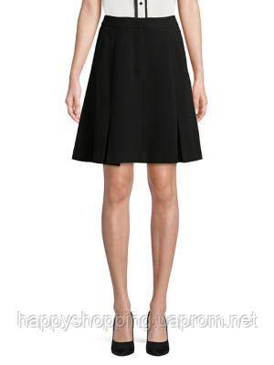 Женская черная юбка Karl Lagerfeld Paris