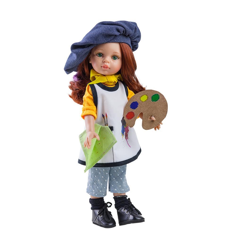 Кукла 32 см Paola Reina™ CRISTI PINTORA (04652)