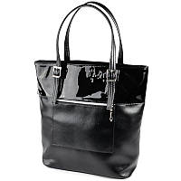 Классическая сумка на плечо Камелия М180-Z/лак, фото 1