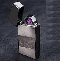 Электроимпульсная USB зажигалка в стиле хай-тек