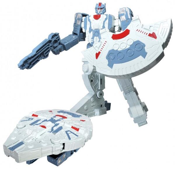 Робот-трансформер Космобот X-bot 22 см