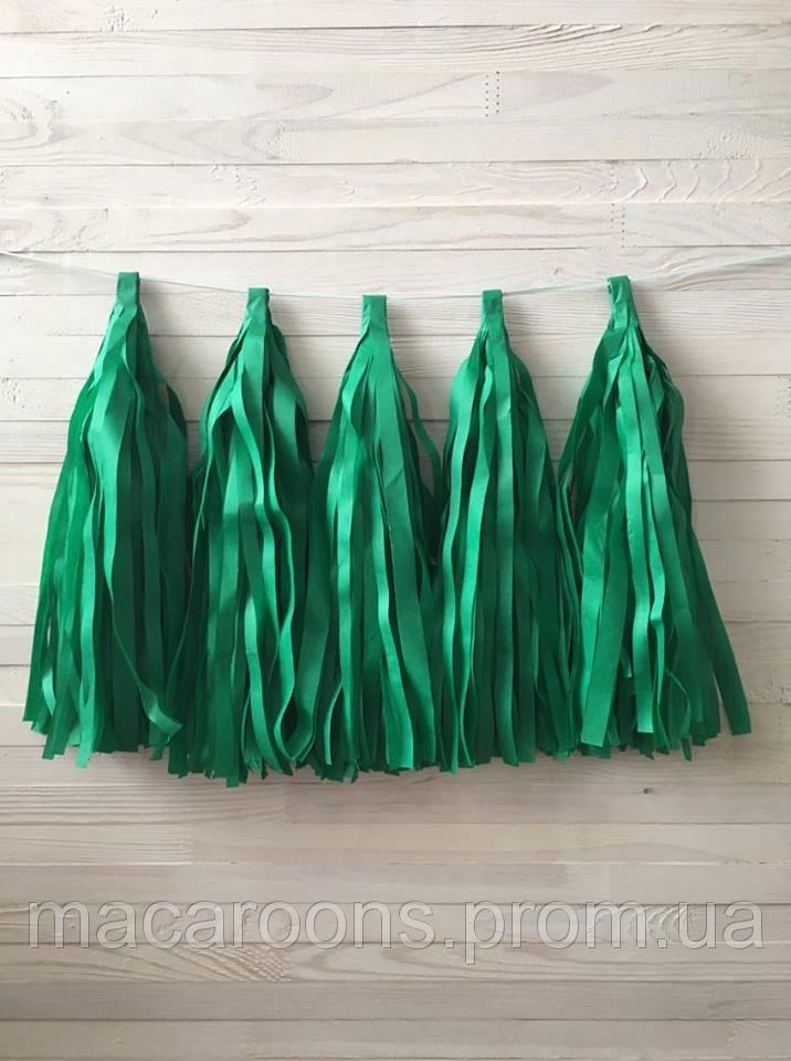 Тассел зелений 30см