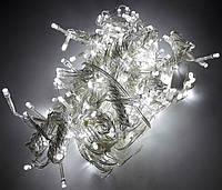 Светодиодная Гирлянда Штора 320 Led 2 х 2 м Холодный Белый без Режимов, фото 1