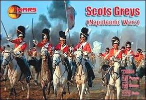 SCOTT GREYS, NAPOLEONIC WARS. 1/72 MARS 72024