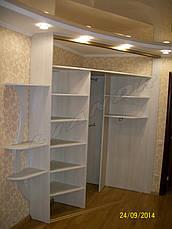 Разработка интерьера с изготовлением мебели для спальных комнат, фото 2