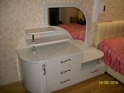 Разработка интерьера с изготовлением мебели для спальных комнат, фото 3