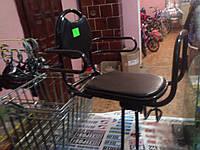 Велокресло детское складное