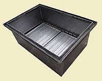 Коптильня с гидрозатвором сталь малая, 1,5 мм