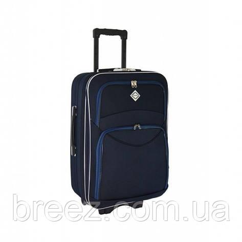 Чемодан Bonro Style средний синий, фото 2