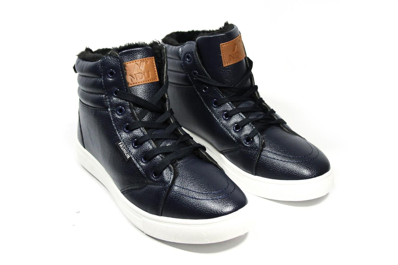 Зимние ботинки (на меху) мужские Vintage 18-036 ⏩ [ 45<<Последний размер>> ]