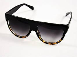 Стильные солнцезащитные очки Корпус дужки из пластика Оригинальный дизайн Два вида Доступная цена Код: КГ6260