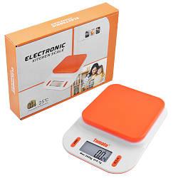 Ваги кухонні електронні 109, 10 кг 0,1 г (електронні ваги)