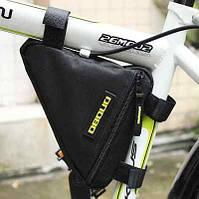 Подрамная велосумка «треуголка» Dnobo