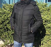 Мужская зимняя парка, фото 1