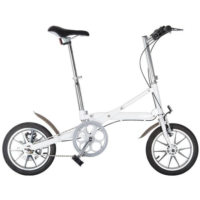 Велосипед раскладной (SS-0001 Intertool)