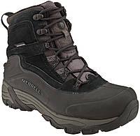 Термо ботинки замша, мужские Merrell J15031  мерел, непромокаемые, зимние