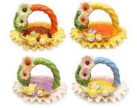 Декоративная корзинка для яиц 18см, 3 вида BonaDi 23-E208