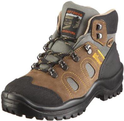 Термо ботинки кожаные, мужские Grisport Gritex 10662 Италия,  гриспорт, непромокаемые, зимние