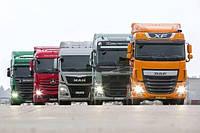 Масла для двигателей грузовых автомобилей